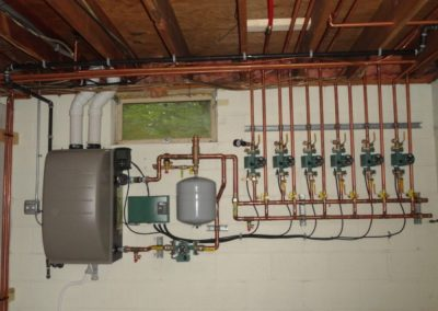 Well - Mclain Eco Boiler - Basement3